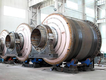 Ceramics ball mill